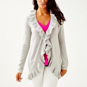Lily Pulitzer Shere Cashmere Cardigan